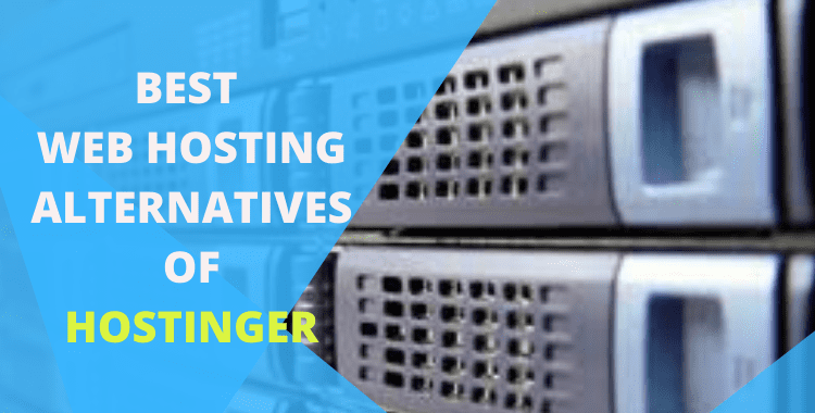 hostinger cheaper alternatives