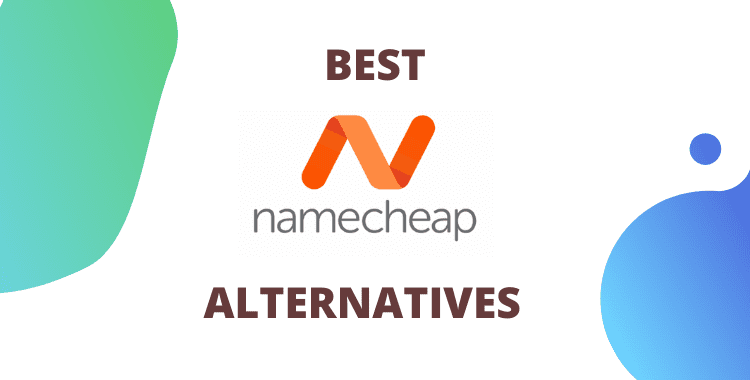 namecheap competitors