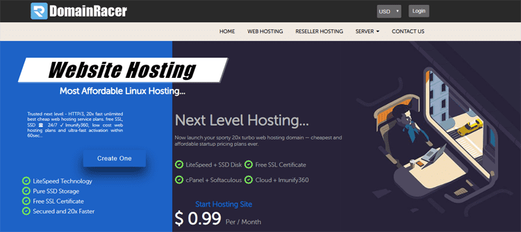 hostinger alternatives hosting