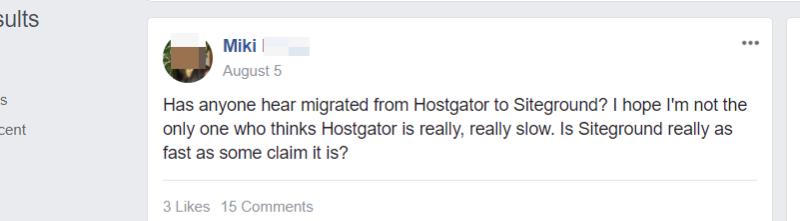 hostgator companies reviews