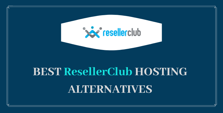 resellerclub alternatives domains hosting