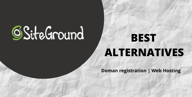 best siteground hosting alternative